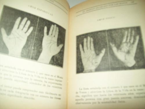 el destino revelado por las manos tassani quiromancia