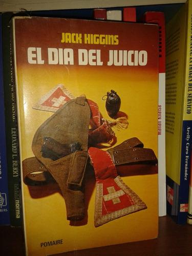 el día del juicio - jack higgins