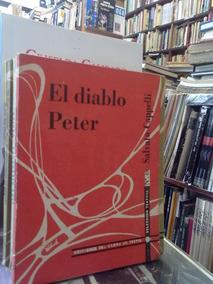 El Diablo Peter S Cappelli Ediciones Del Carro De Tespis