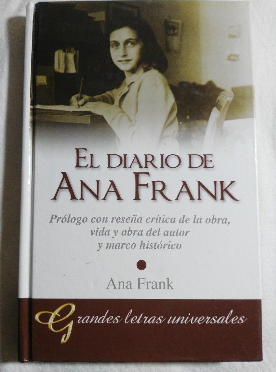 El Diario De Ana Frank Emu Pasta Dura 15000 En Mercado Libre