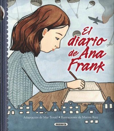 el diario de ana frank(libro infantil y juvenil)
