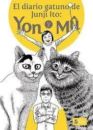 el diario gatuno de junji ito: yon y mu - tomodomo