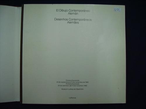 el dibujo contemporáneo  alemán
