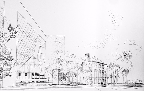 el dibujo de los arquitectos - vv aa - arquitectura - jacoby