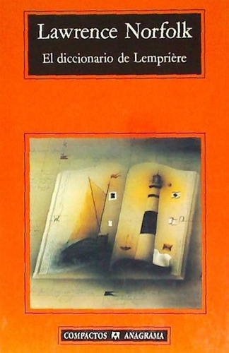 el diccinonario de lemprière(libro )