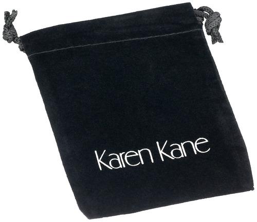 el disco abierto del iris de karen kane pavimenta el collar