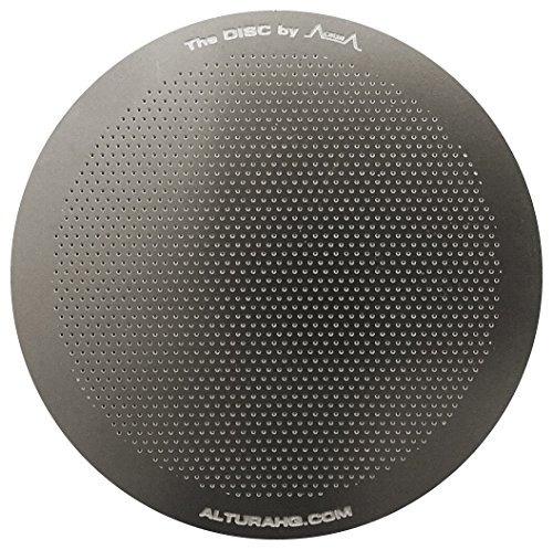 el disco filtro de alta calidad para cafeteras aeropress de