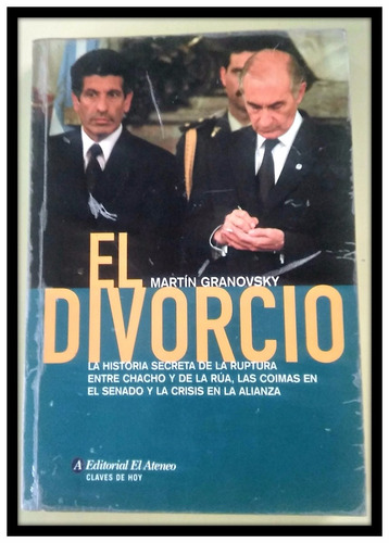 el divorcio martin granovsky