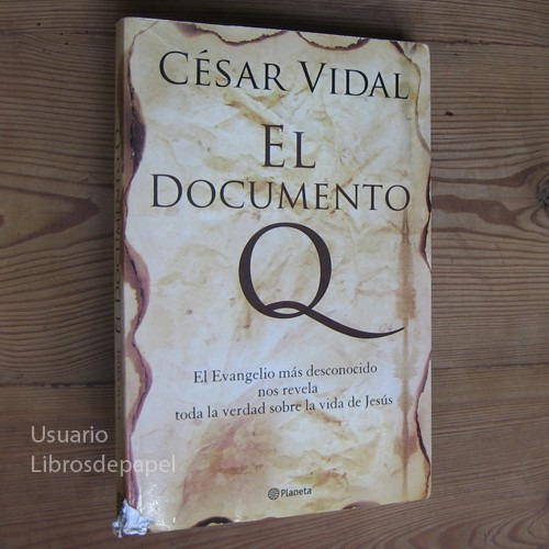 el documento q césar vidal