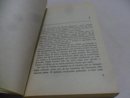 el documento r (irving wallace)