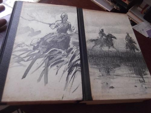 el don apacible mijail cholojov ilustrado 2 tomos tapa dura