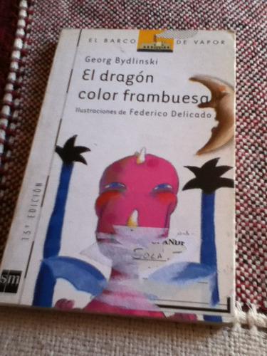 el dragón color frambuesa el barco de vapor
