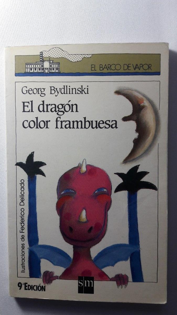 el dragón color frambuesa - s m barco vapor s blanca - nuevo. Cargando zoom.