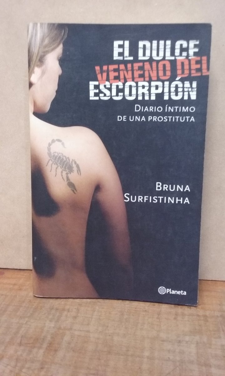 el dulce veneno del escorpion bruna surfistinha