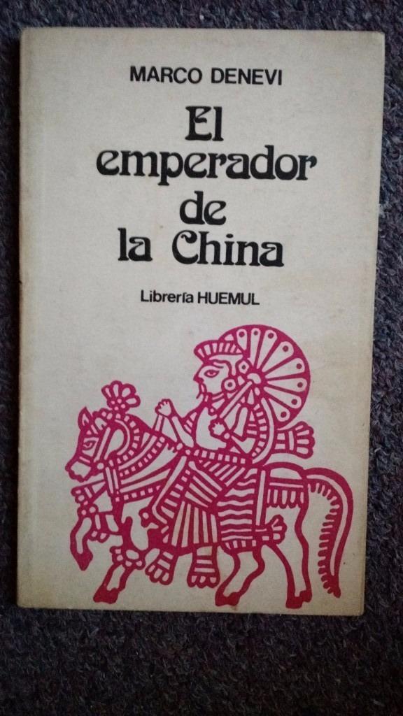 El Emperador De China - Marco Denevi - $ 84,52 en Mercado Libre