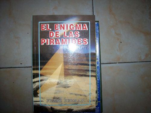 el enigma de las piramides por franz berman