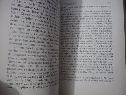 el enigma del temple luis 17 lenotre madrid pb145