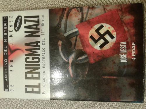 el enigma nazi iker jimenez