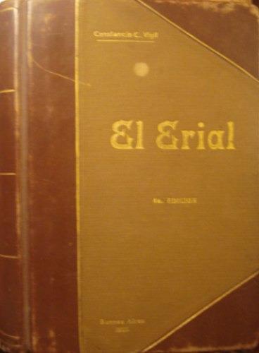 el erial, de constancio c. vigil