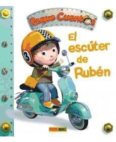 el escúter de ruben(libro infantil)