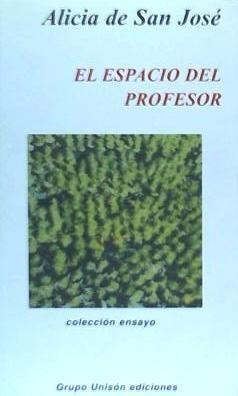 el espacio del profesor(libro estudios y ensayos)