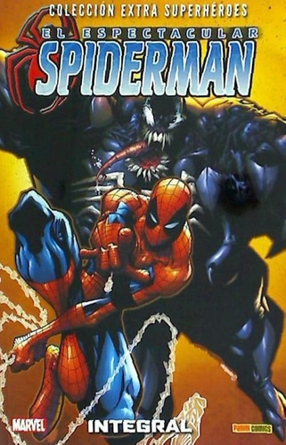 el espectacular spiderman(libro spider-man)