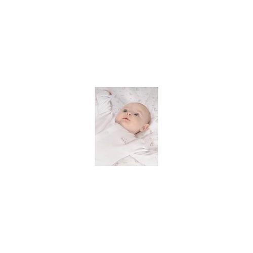 el essential one baby pack de 3 footie sleeper / overol 3 -