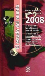 el estado del mundo 2008.(libro ciencias políticas)