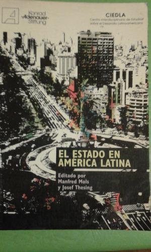 el estado en amèrica latina. ciedla.