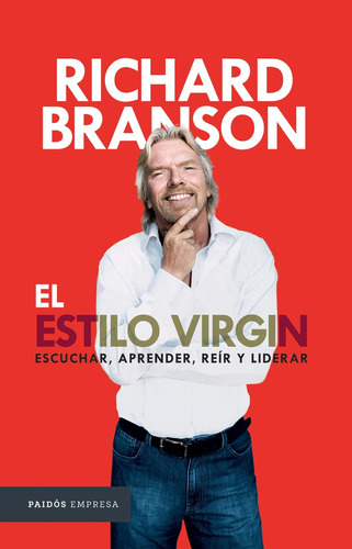 el estilo virgin - richard branson