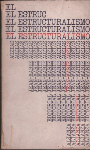 el estructuralismo - jean marie auzias