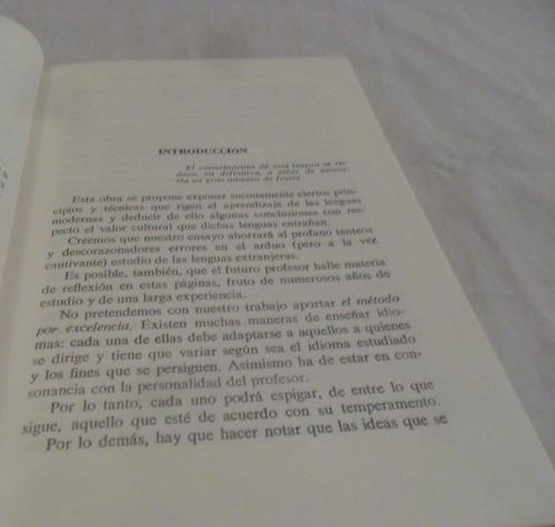 el estudio de las lenguas modernas, por andré j. roche