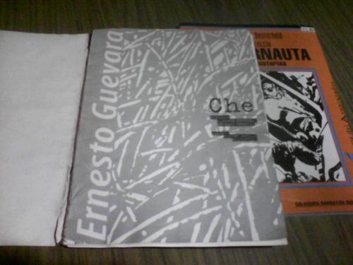 el eternauta & el che ( oesterheld y breccia  x 2 )