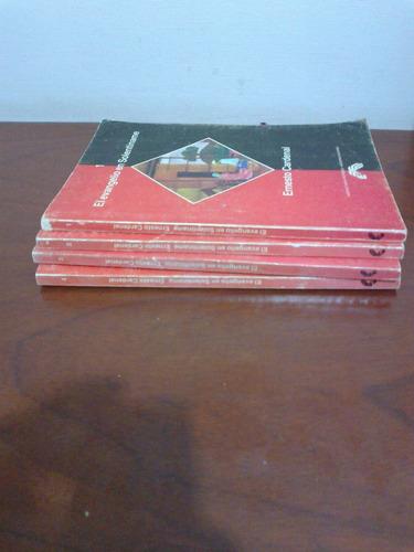 el evangelio en solentiname ernesto cardenal  4 tomos
