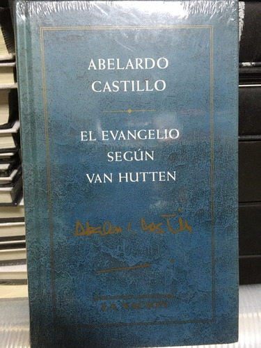 el evangelio segun van hutten - castillo abelardo - t dura