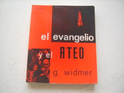 el evangelio y el ateo de gabriel widmer