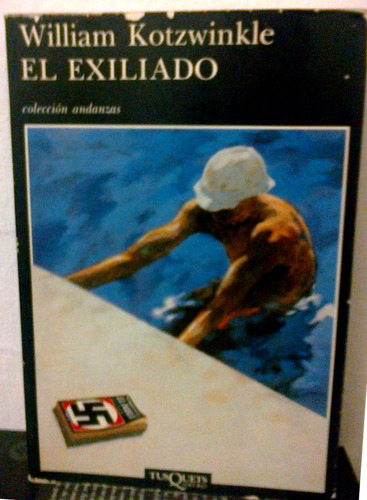 el exiliado  de william kotzwinkle