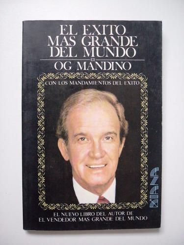 el éxito más grande del mundo - og mandino 1988