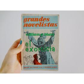 El Exorcista William Blatty Edición Antigua 1971 Emecé