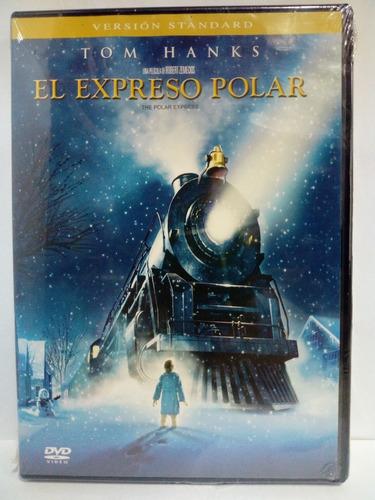 el expreso polar tom hanks pelicula dvd