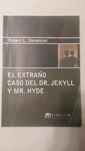 el extraño caso del dr jekill y mr hyde