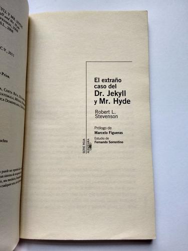 el extraño caso del dr, jekyll y mr. hyde - r. l. stevenson