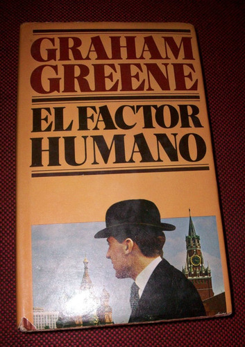 el factor humano - graham greene