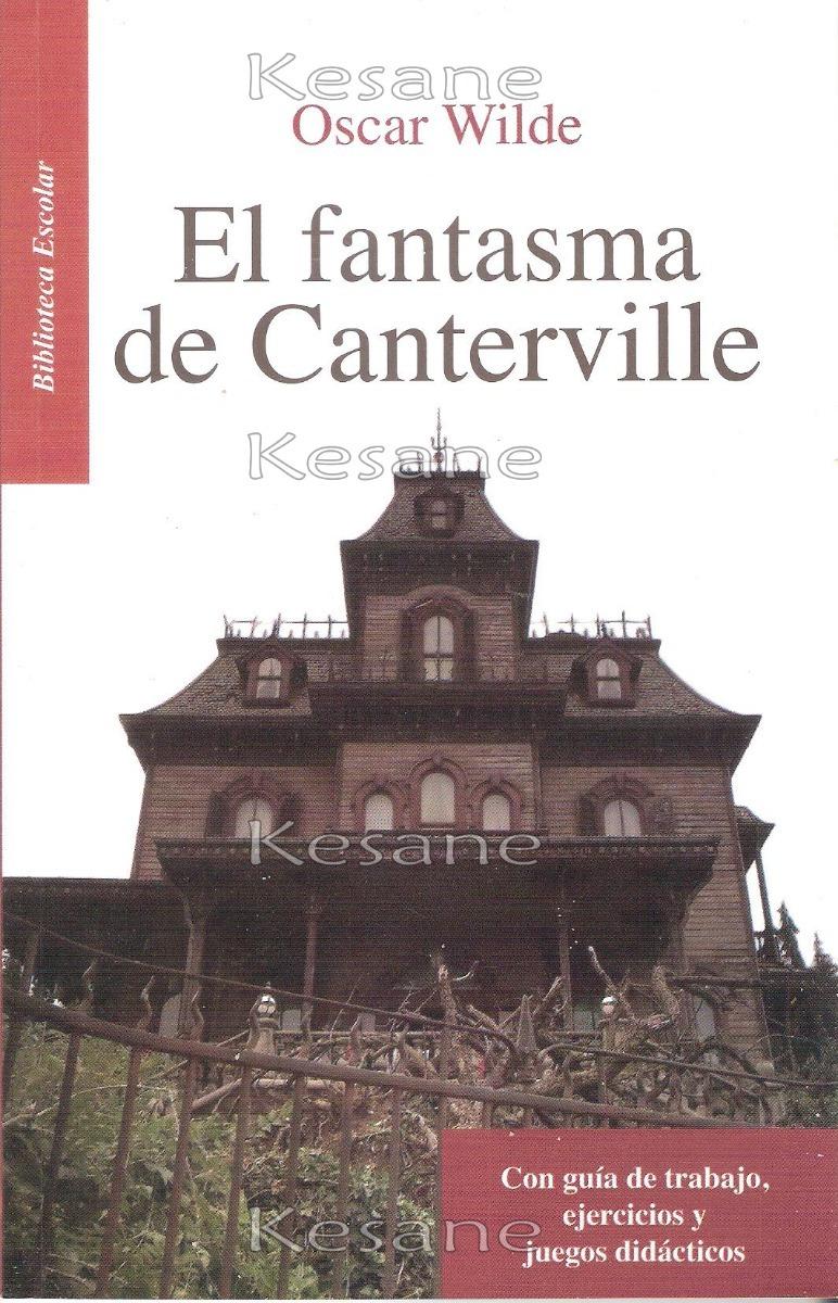 El Fantasma De Canterville Libros Juveniles Escuelas