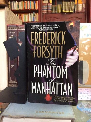 el fantasma de manhattan, frederick forsyth, en inglés
