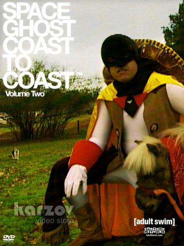 el fantasma del espacio de costa a costa volumen 2 dvd