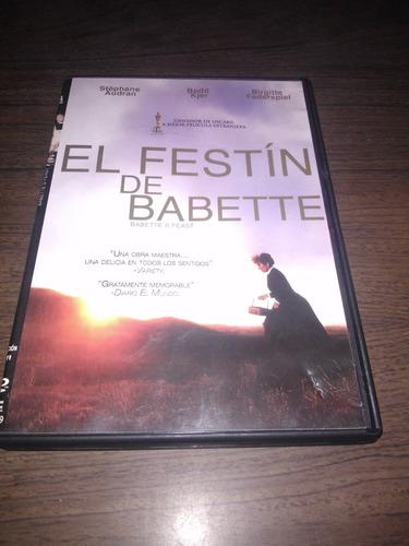 el festín de babette / babette´s  feast / bodil kjer