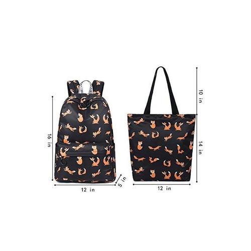 el-fmly mochila escolar ligera, pequeña mochila de viaje con