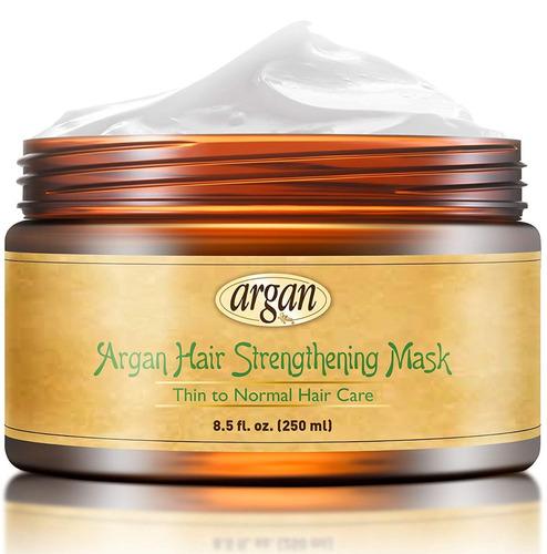 el fortalecimiento de las vitaminas del pelo máscara deep c