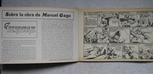 el fracaso de yeir kan y el guerrero del antifaz 1981 españa